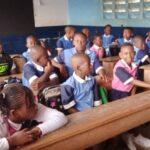 Rentrée scolaire 2021-2022 au Groupe Scolaire Bilingue CAFRAD